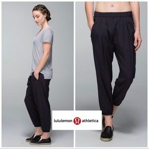 NEW Lululemon Rollin with my On'ies Pant